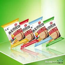 2012 side gusset packaging bag for biscuit