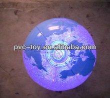fashionable inflatable glowing ball beach ball