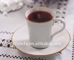 ceramics cup and saucer