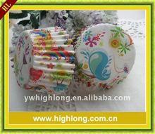 beach design paper cake cup,paper cupcake,cupcake liner.