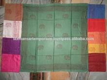 indian gods printed scarves wholesale square model elephant prints