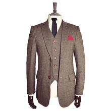 Custom Made Mens Tweed Suit