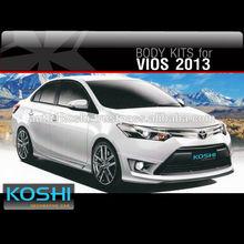 KOSHI Sport Body kit for New Toyota Vios 2013