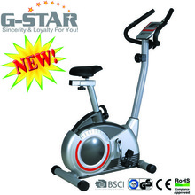 8505 New Design Upright Magnetic belt-driven exercise bike