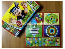 Educational Board Game 9 in 1