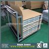 Best quality easy assembly dance floor resin, portable dance floor black and white