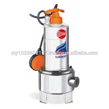 Vortex Submersible Pump (Stainless Steel) Vxm10/50-I