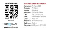 Firestop and Fire Equipment Installation Management