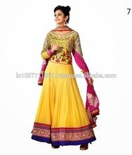 India ropa de venta al por mayor / vestido de trajes para mujeres