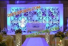 INDIAN WEDDING STYLISH BACKDROP