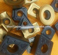 Japanese carbide cutting tools,Mitsubishi,Sumitomo,Tungaloy,Kyocera,Hitachi,etc