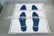 Disposable car floor mat