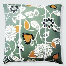 European Mood Floral Design 100% Cotton Cushion Cover