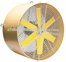 Hasconwing PAV Plastic axial flow ventilators, diameter up to 630mm, CE mark