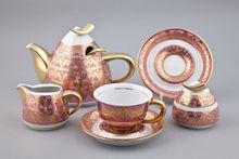 KELT Collection Tea Set with decor Alexandria