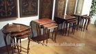 Nesting table European Antique design - Daniele Furniture