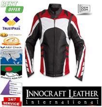 Leather Motor Cycle Jacket/Bike Leather Jacket,Racing Leather Jacket/Man bike leather