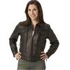 Women Biker wears jackets