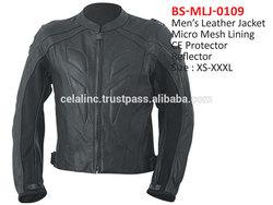 Leather Jacket Motorcycle