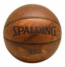 SPALDING NBA LEATHER BASKETBALL