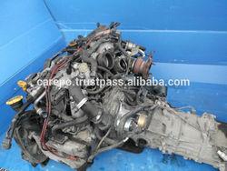 USED CARS ENGINE FOR SALE(HIGH QUALITY) SUBARU EJ20/MT FOR IMPREZA