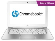 "HP Chromebook 14 14"" LED Notebook - Intel Celeron 2955U 1.40 GHz - Black - 4 GB RAM - 16 GB SSD - Intel HD Graphics - Chrome OS"