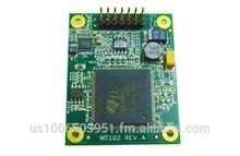 MT102- Echo cancellation module. DSP Audio board. Audio Peripheral