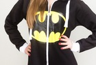 Custom batman Onesie ladies