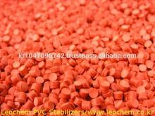 Leochem's heat PVC Stabilizer for pipe