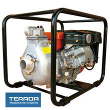 TERADA PUMP.Centrifugal submersible pump.Compact medium-sized engine pump model ER general purpose pump made in Japan.