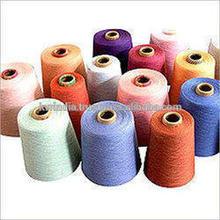 2015 cotton Gassed Mercerized yarns