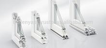1 SIDE FIXED SLIDING ALUMINIUM W GLASS FRENCH WINDOW
