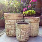 Black clay pottery