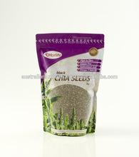 Morlife (Salvia hispanica) Chia Seeds Black - 100% Pure 1kg High in Fibre, Gluten Free, Omega 3, antioxidants (Australia)