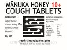 Manuka Honey 10+ Cough Tablets