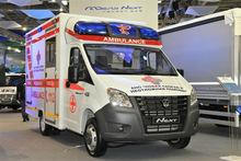 Gazelle NEXT Ambulance 4x2