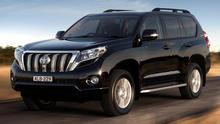 2014 RHD Toyota Land Cruiser PRADO GXL 3.0L Diesel 4WD AT 7-seater