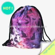 backpack fullprint 3D print digital print GALAXY CAT