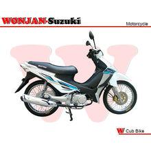 110cc cub bike, suzuki technology,motorcycle,gas or diesel,motorbike,scooter (AL II white)