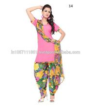 Latest Indo Western Punjabi Dresses Collection