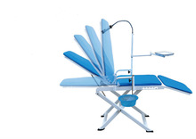 Portable dental chair for dentist use ,CE/FDA