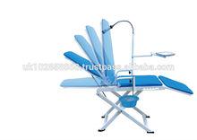 Portable dental chair for dentist use ,CE/FDA