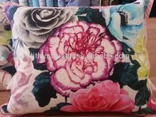 Silk Digitally Printing Cushion Cover