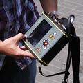 Scanner de ultra-som para eqüinos bovina alpacas(iscan)