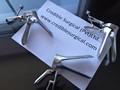 Ginecologia instrumentos cirúrgicos incluindo grampos, espéculos, socos, dilatadores, curetas e para uso em exame ginecológico