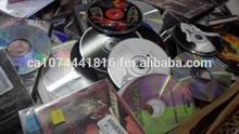 Recycling CD & DVD