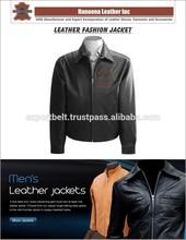 Erkek deri ceketler | sıcak satış deri ceket, koyun deri ceket