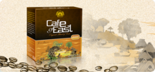 WHOLE BEANS COFFEE OF EAST - ORIGINAL BLEND OF EAST WITH HIGH QUALITY