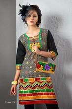 Pakistani designer long kurtis 2013 / delhi wholesale kurtis / cheap tunics