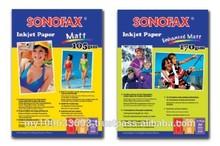 Sonofax Inkjet Photo Paper - Matte